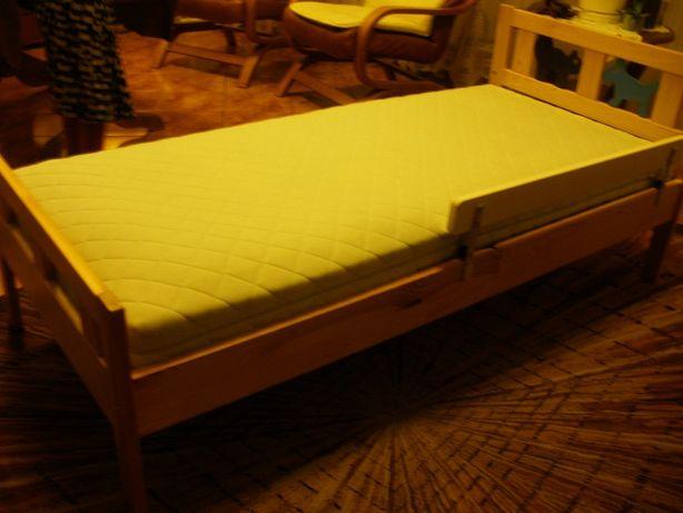Łóżko dla dużego dziecka-komplet
