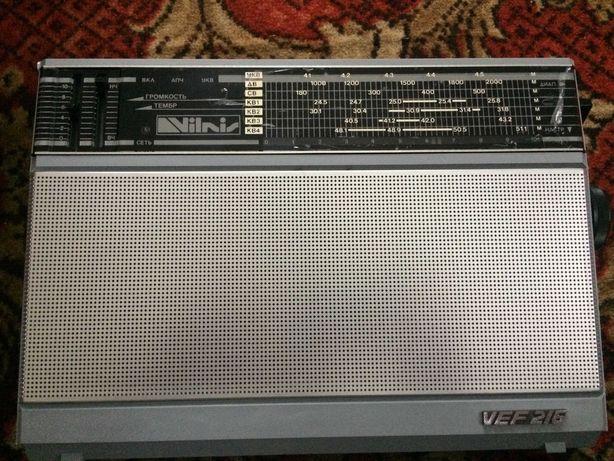Радіоприймач VEF 216