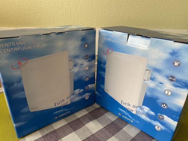 Продам вентилятор Vents VNV- 1 80