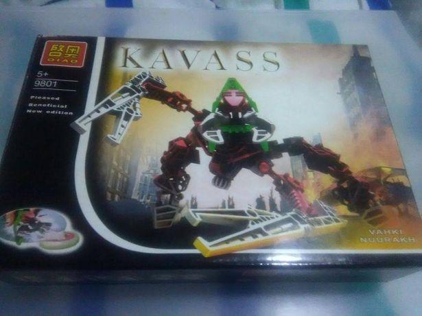 """2 Caixas """"Bionicle"""" (Novas)"""
