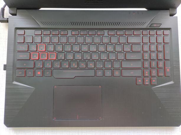 Игровой ноутбук Asus Fx504