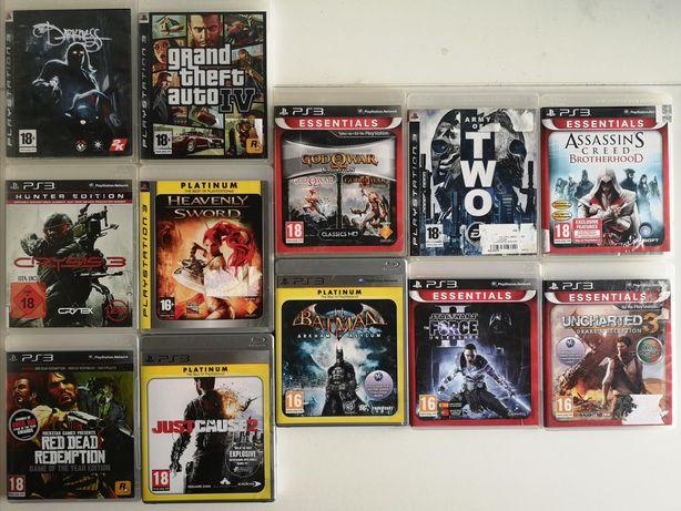 Jogos Playstation 3 BARATOS