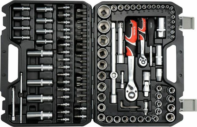 Профессиональный набор инструментов 108 предметов YATO YT-38791