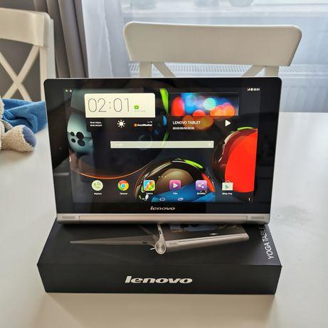 Yoga tablet 10 stan idealny, praktycznie nowy, okazja