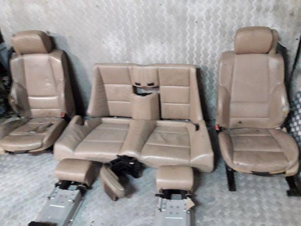 BMW E46 CABRIO,fotele,wersja Angielska
