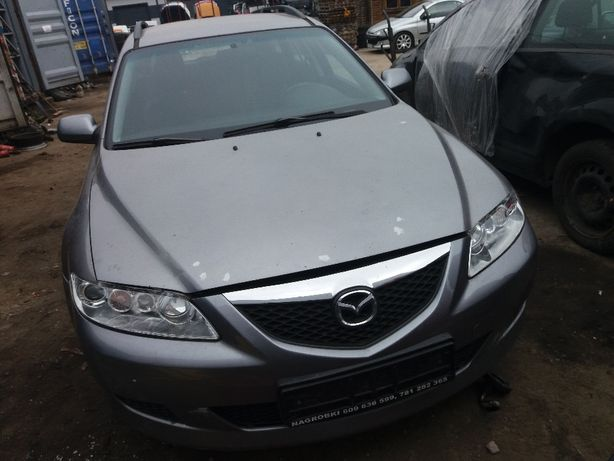 Mazda 6 2.0 CITD Na CZĘŚCI