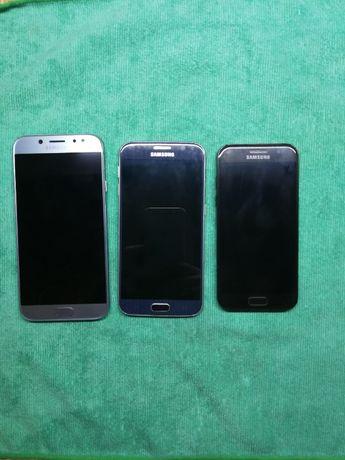 Мобільний телефон samsung J7 S6 А3