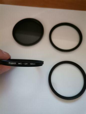 Filtro dslr 52 mm