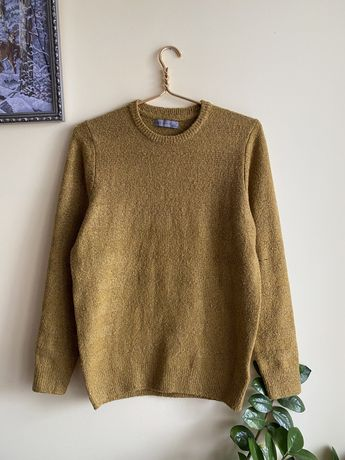Теплий светр, джемпер, теплый свитер М размер, M&S
