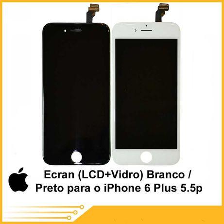 ECRÃ / TOUCH + LCD iPhone 6 PLUS oferta película + kit ferramenta
