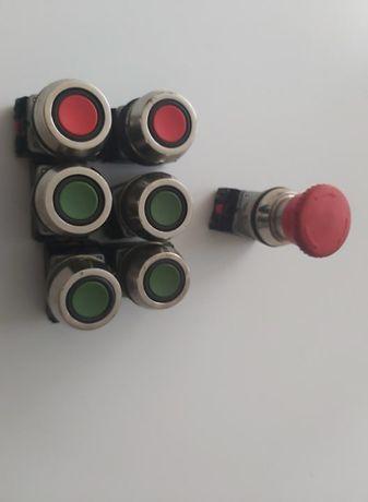 przyciski sterownicze hermetyczne