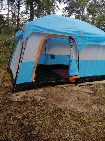 Палатка большая 5 местная