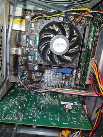 FX-8300 + ASRock 960GM-VGS3 + 8гб ОЗУ набор