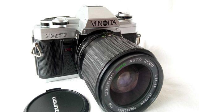 Пленочный фотоаппарат Minolta X-370 35-70mm 300