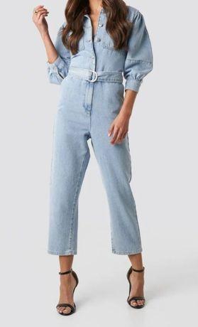 Kombinezon jeans nakd xs