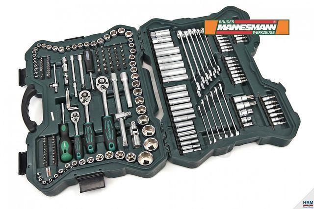 MANNESMANN 215 Набор инструментов ключи Инструмент Інструмент Германия