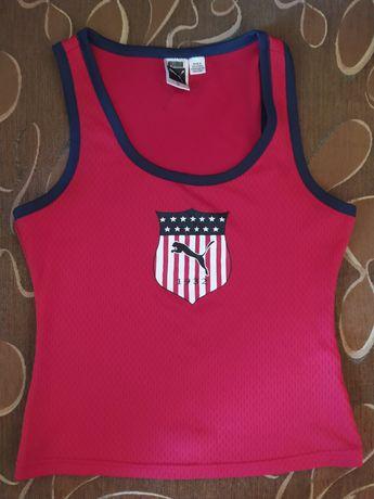 PUMA sportowa koszulka na ramiączkach