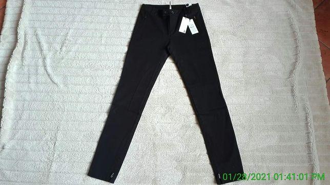 Spodnie jeans bryczesy do jazdy konnej Part Two