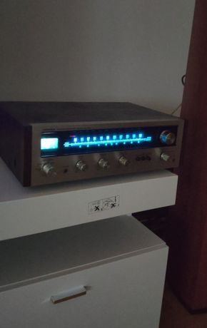 Amplituner stereo Vintage Pioneer sx 424