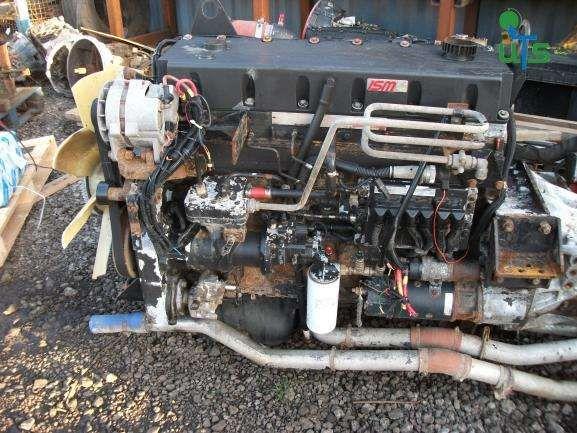 Каминс м11 двигатель по з.ч