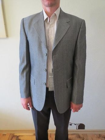 Пиджак от костюма Benvisto Италия 48 р новый