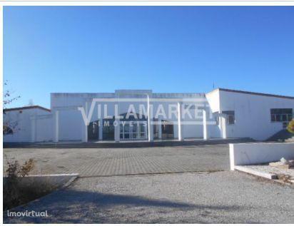 Empreendimento Industrial com 6772 m2 situado em Borba
