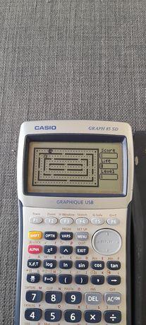 Calculadora para cábulas Gráfica Casio SD
