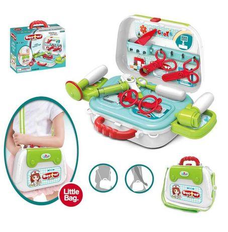 Игровой набор Детский Доктор 16 эл (детская аптечка), Наличие, Новая