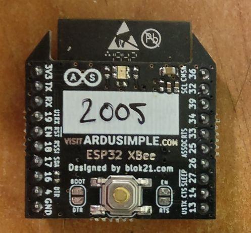ESP32 XBee Ardusimple NTRIP Master