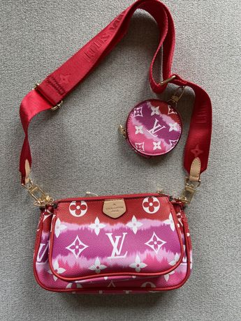 Mala Louis Vuitton Multi Pochette Nova