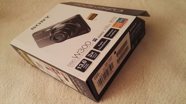 aparat SONY DSC-W300