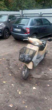 Хонда дио фиат скутер