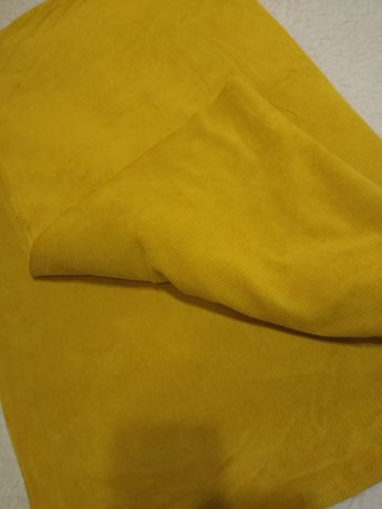 Kupon materiału Jersey prążkowany