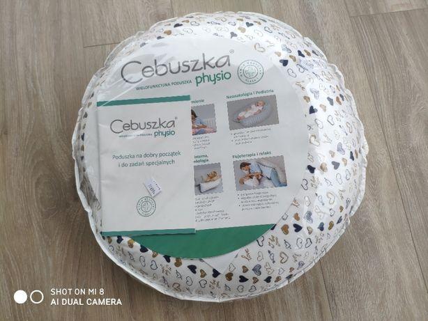 Poduszka Ceba Baby Physio - Cebuszka + Dodatkowy Wypełniacz