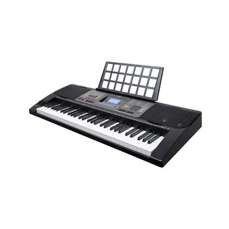 KEYBOARD ORGANY MK-816 Z FUNKCJĄ NAUKI GRY profesjonalny pianino