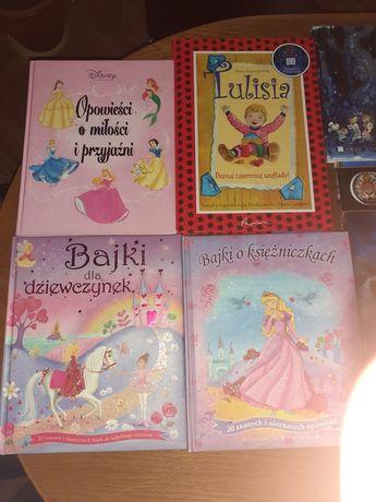 Książki dla dzieci.