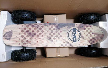 Evo Skate Cross 800 - Todo o Terreno com Motor Elétrico