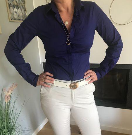 Nowa koszula Calvin Klein na guziki, 38/M
