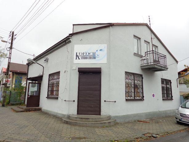 Budynki usługowo-handlowe Łazy ul. Kochanowskiego 5