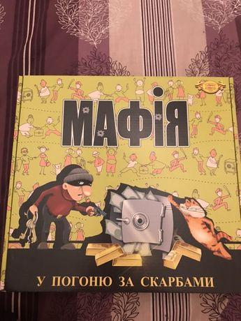 Настольная игра «Мафия. В погоню за сокровищами»