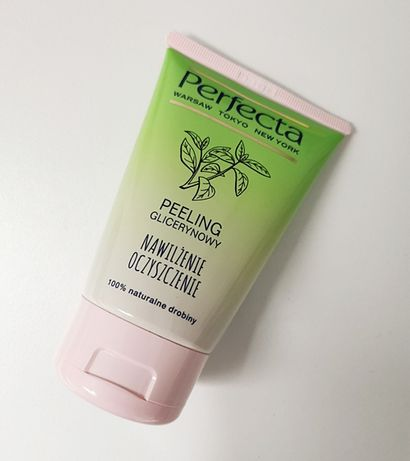PERFECTA peeling glicerynowy nawilżenie oczyszczenie
