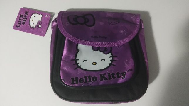 Bolsa Hello Kitty Licensa Sanrio Original NOVA com etiqueta