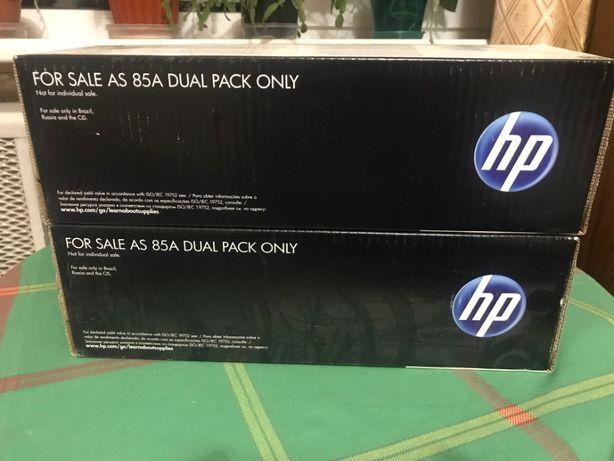 Картридж HP LaserJet 85A Новый(Оригинал)
