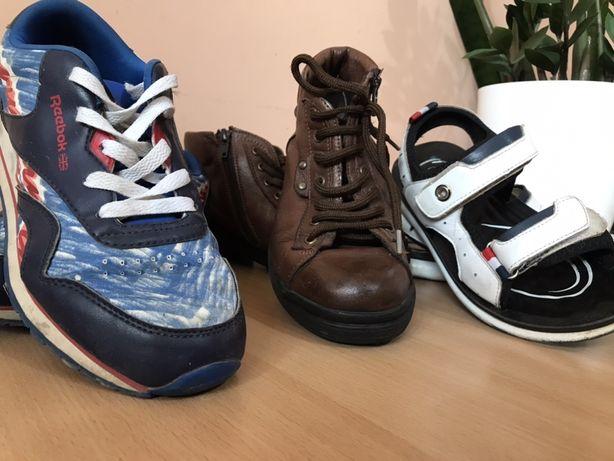 Обувь для мальчика,босоножки,кросовки,ботинки.