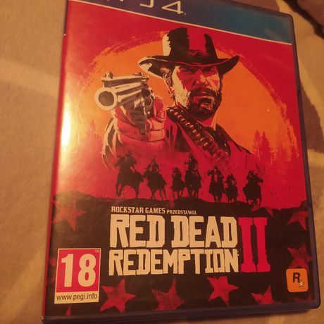 Red Dead Resemption 2 PS4