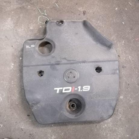 Osłona pokrywa silnika 1.9 TDi
