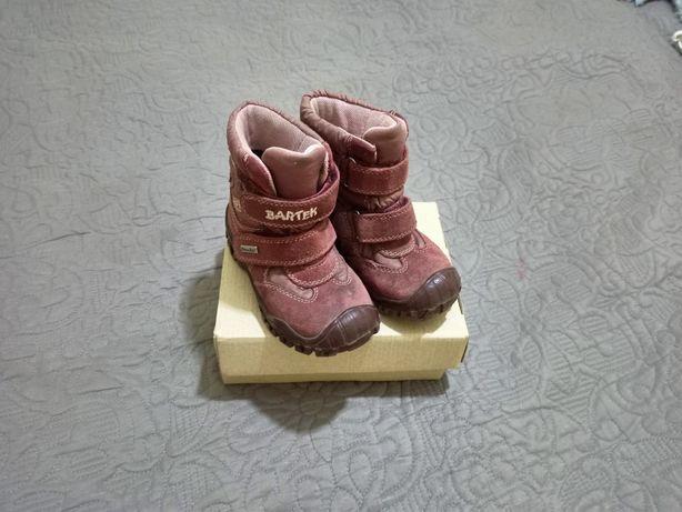 Термо ботинки Bartek р.26 (15,5см)