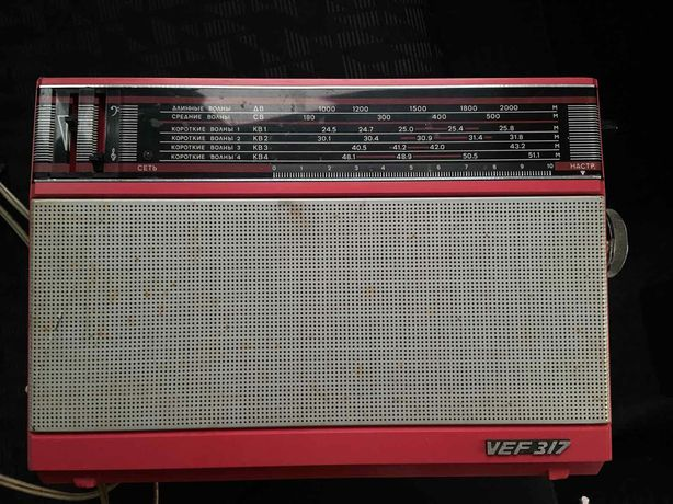 Радиоприемник VEF317