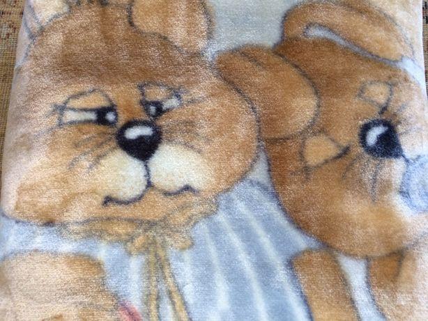 НОВОЕ! Детское одеяло плед TAMILON BABY ,110х140см