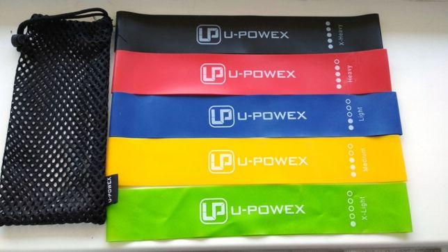 U-Powex - фітнес резинки для тренування